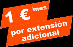 oferta extension centralita